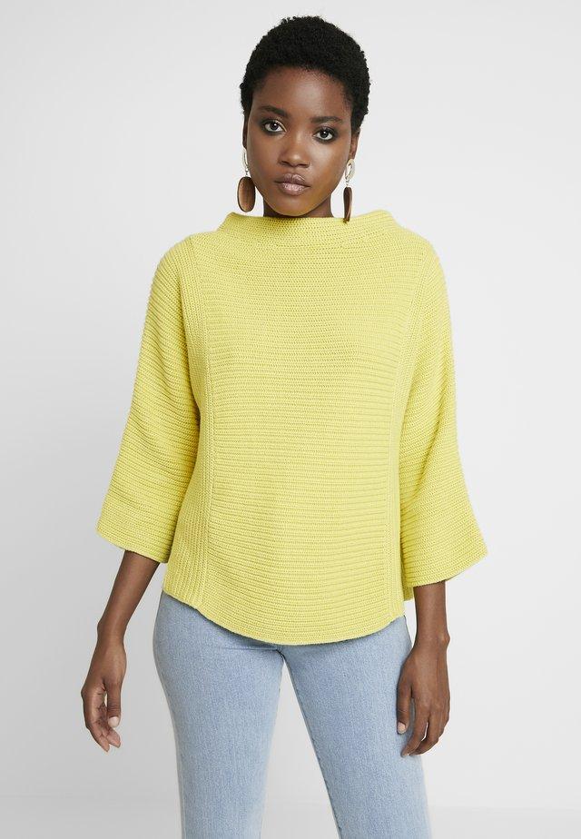 TAYNARA - Sweter - lime