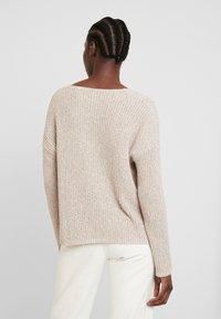 someday. - TRISH - Sweter - natural sand - 2
