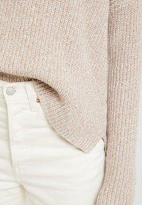 someday. - TRISH - Sweter - natural sand - 6