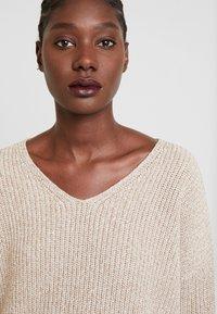 someday. - TRISH - Sweter - natural sand - 4