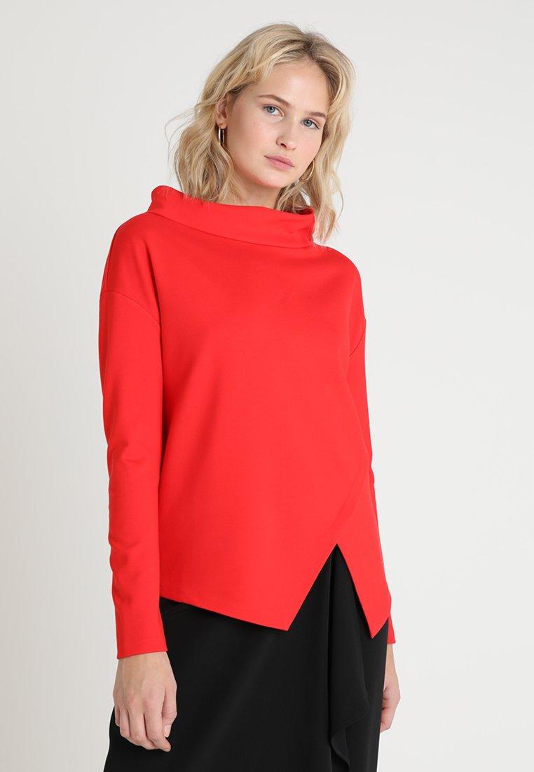 someday. - UBALA - T-shirt à manches longues - riot red