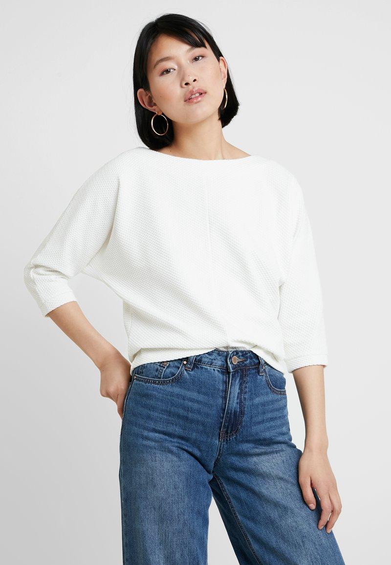 someday. - ULSA - T-shirt à manches longues - milk