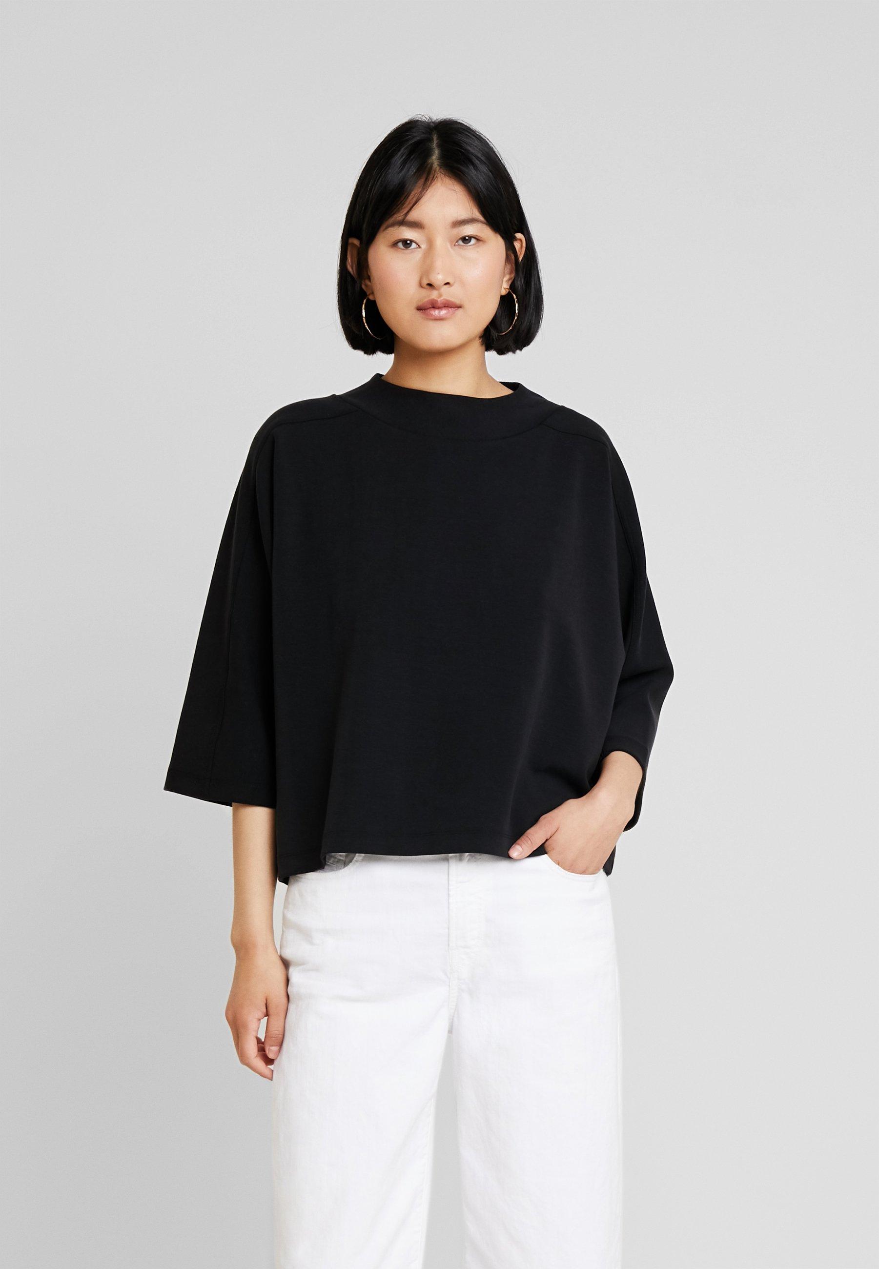 SomedayUmayT shirt Longues À Manches Black FJKc1uTl3