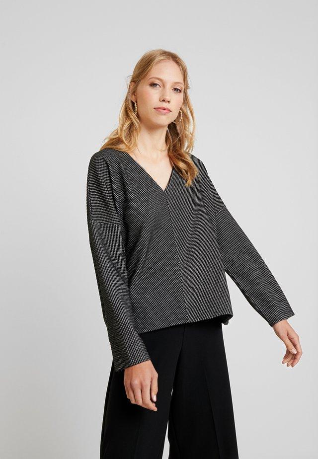 UYEN - Sweatshirt - black