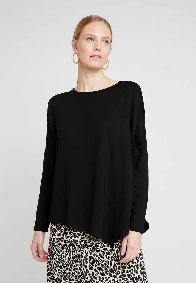 UMEKA - Sweatshirt - black
