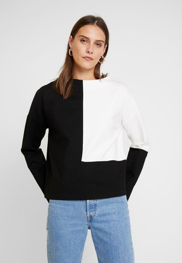 UKOMI - Pitkähihainen paita - black