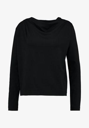 USKE - Sweatshirt - black