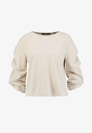 KASONDA - Camiseta de manga larga - natural sand