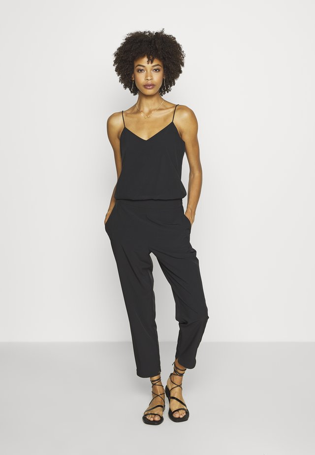 CHIONA - Overall / Jumpsuit /Buksedragter - black