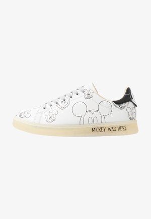 Sneakers - gallery white/outline black