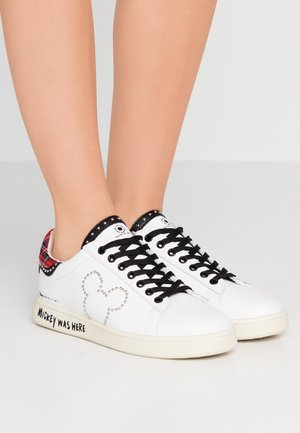 Trainers - gallery white