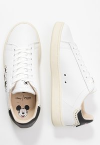 MOA - Master of Arts - GALLERY ZEBRA MICKEY - Trainers - white - 3