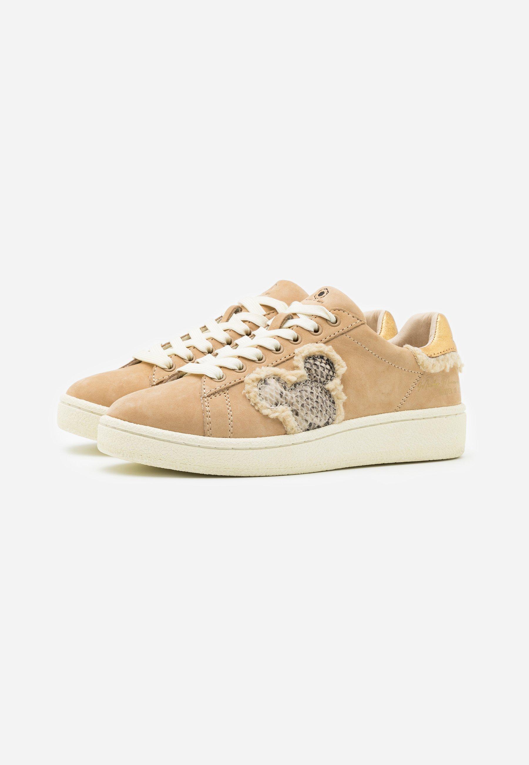 Autentyczny Zniżka MOA - Master of Arts MICKEY - Sneakersy niskie - brown | Obuwie damskie 2020 iVAaQ