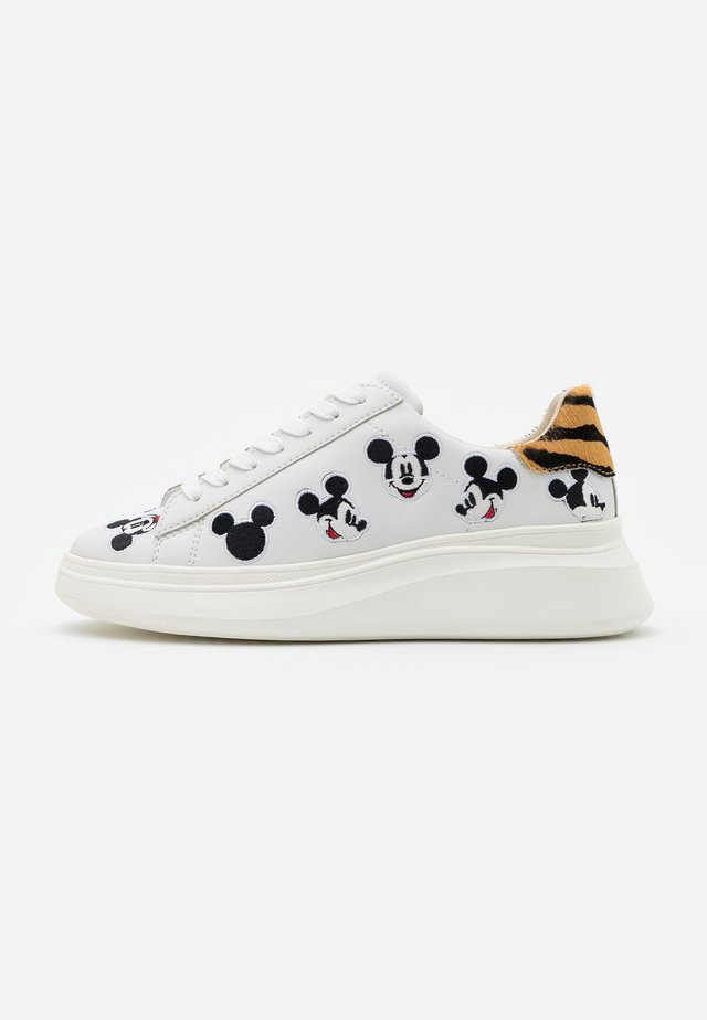 DOUBLE GALLERY - Sneaker low - white