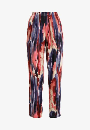 YASARTY PANT  - Trousers - dark sapphire