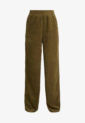 YASROYA PANT - Pantalones - military olive