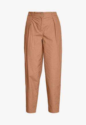 YASBIRCH CROPPED PANT - Pantaloni - hazel