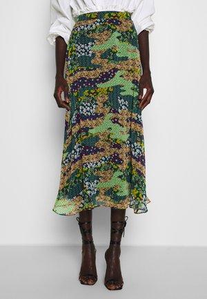 YASMIXY SKIRT - A-line skirt - sea spray