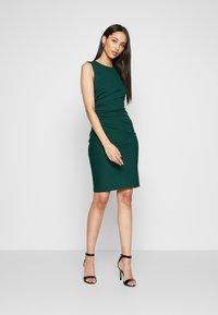 YAS Tall - YASCANE SPRING DRESS - Shift dress - ponderosa pine - 1