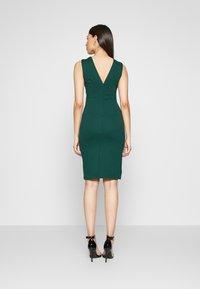 YAS Tall - YASCANE SPRING DRESS - Shift dress - ponderosa pine - 2