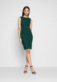 YAS Tall - YASCANE SPRING DRESS - Shift dress - ponderosa pine - 0