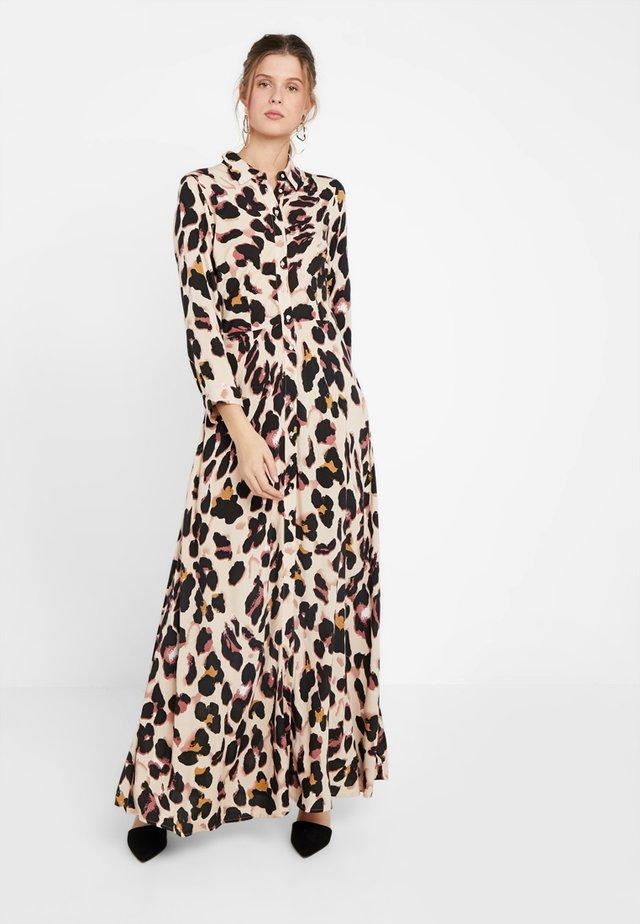 YASLIRO LONG DRESS SUMMER - Maxi-jurk - mellow rose