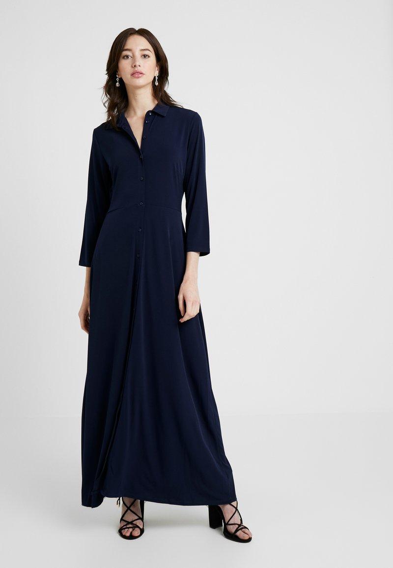 YAS Tall - YASSAVANNA DRESS - Maxi dress - dark sapphire