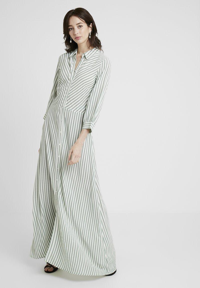 YAS Tall - YASSTAPLE LONG DRESS - Maxi dress - star white