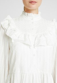 YAS Tall - YASALVA DRESS - Shirt dress - star white - 6