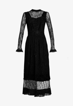 YASCAROLINA DRESS - Koktejlové šaty/ šaty na párty - black