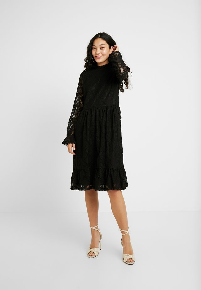 YASLUNA DRESS - Cocktail dress / Party dress - black