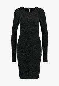YAS Tall - YASLORETTA DRESS SHOW TALL - Sukienka etui - black - 5