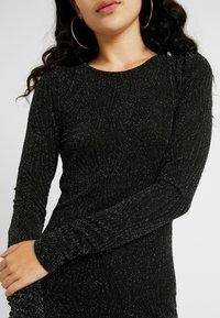 YAS Tall - YASLORETTA DRESS SHOW TALL - Sukienka etui - black - 6