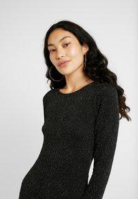 YAS Tall - YASLORETTA DRESS SHOW TALL - Sukienka etui - black - 4