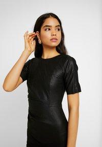 YAS Tall - YASCANE NAPLON DRESS - Sukienka etui - black - 4