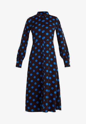 YASGWEN MIDI SHIRT DRESS - Shirt dress - fudge/gwen