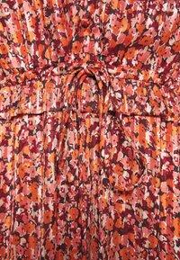 YAS Tall - YASCABANA LONG DRESS - Maxikleid - etruscan red - 5
