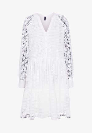 YASSIA DRESS - Robe chemise - star white