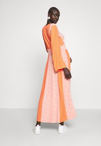 YAS Tall - YASTIARA  LONG DRESS TALL  - Robe longue - tigerlily - 2
