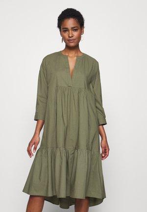 YASMERIAN DRESS - Day dress - four leaf clover