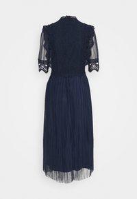 YAS Tall - YASSOPHIA MIDI DRESS - Vestido informal - navy blazer - 1
