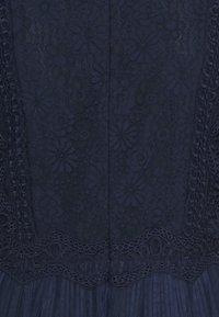 YAS Tall - YASSOPHIA MIDI DRESS - Vestido informal - navy blazer - 2