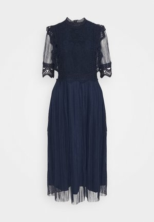 YASSOPHIA MIDI DRESS - Vestido informal - navy blazer