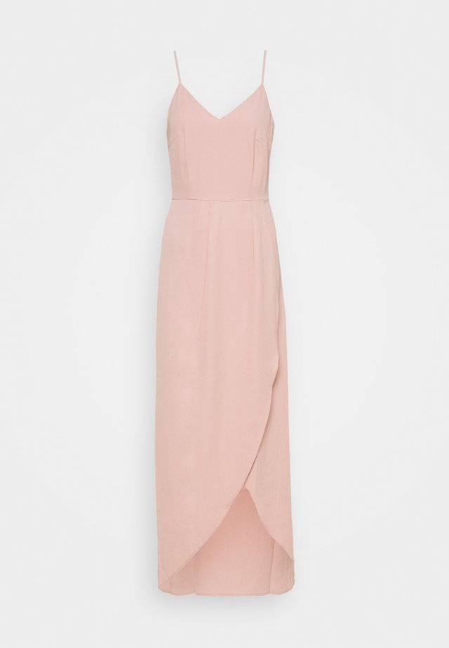 YASVADUZ STRAP DRESS SHOW  - Festklänning - pale mauve
