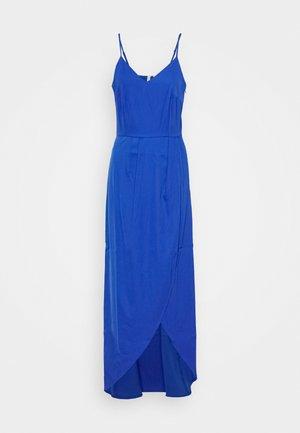 YASVADUZ STRAP DRESS SHOW  - Galajurk - dazzling blue