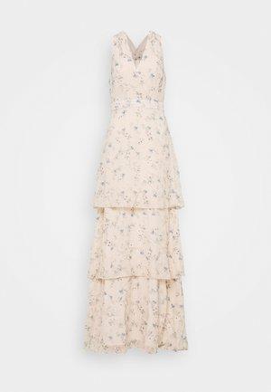 YASRIGA MAXI DRESS SHOW TALL - Maxi dress - shifting sand/riga