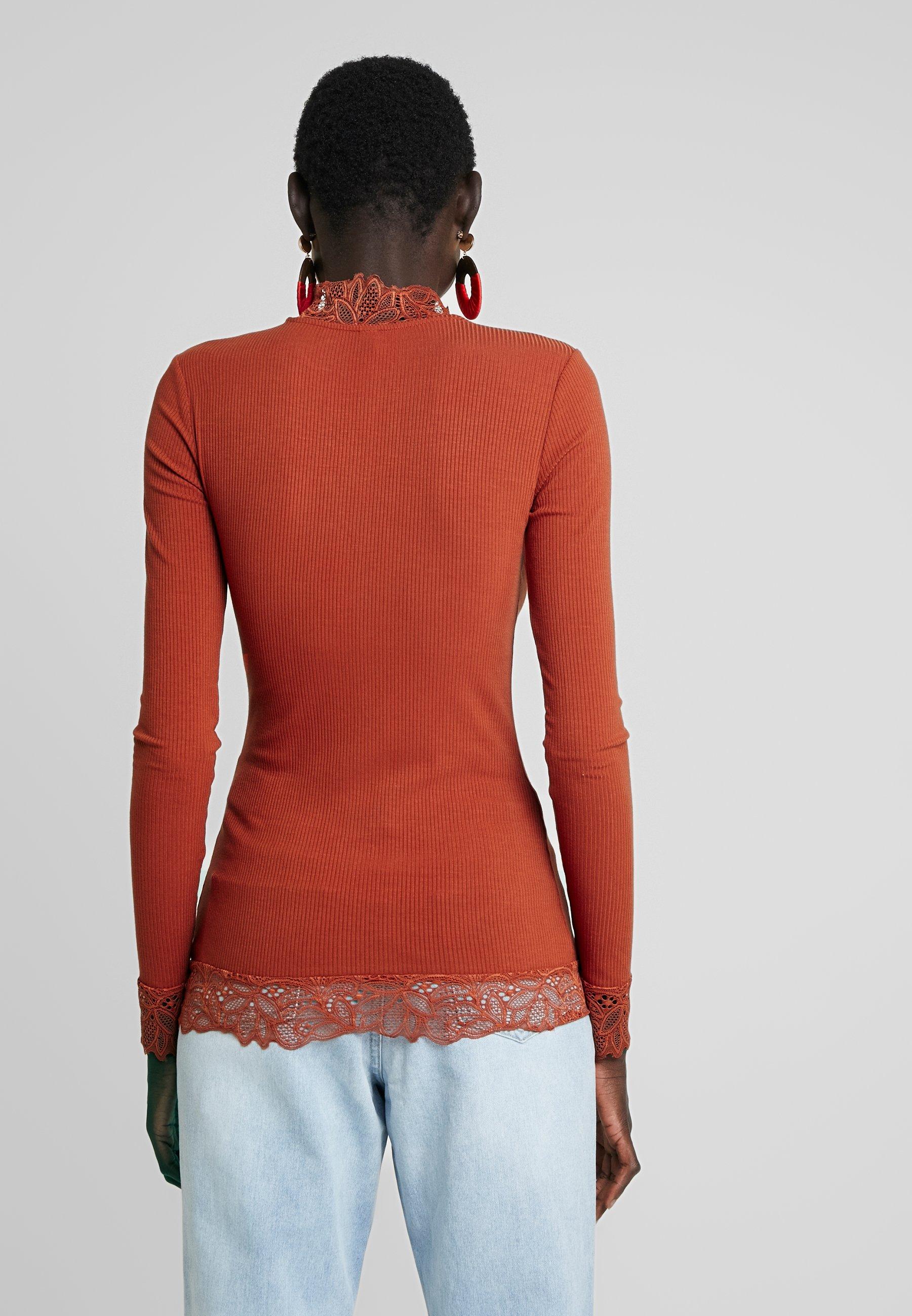 YaselleT shirt Tea Manches Longues Tall Rooibos À Yas 1cFTlKJ