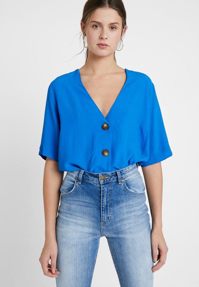 YAS Tall - YASBETH - Bluse - victoria blue