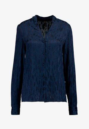 YASMERTA - Blouse - navy blazer
