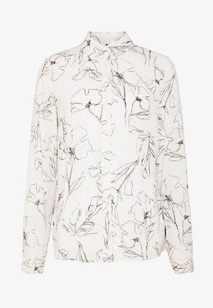 YASMALENE MONO - Skjorte - star white